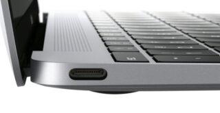 Apple's New USB-C Port