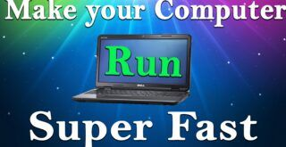 Make Your Computer Run Faster
