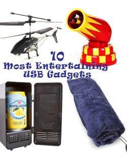 10 coolest usb gadgets