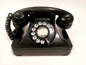 Outdated Gadgets Your Children Won't Understand- rotary telephone