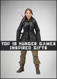 hunger games gifts